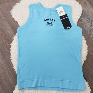 Adidas Sport muscle sports top